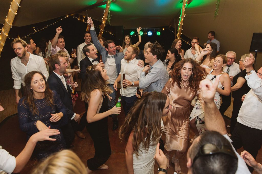 wedding dj central coast